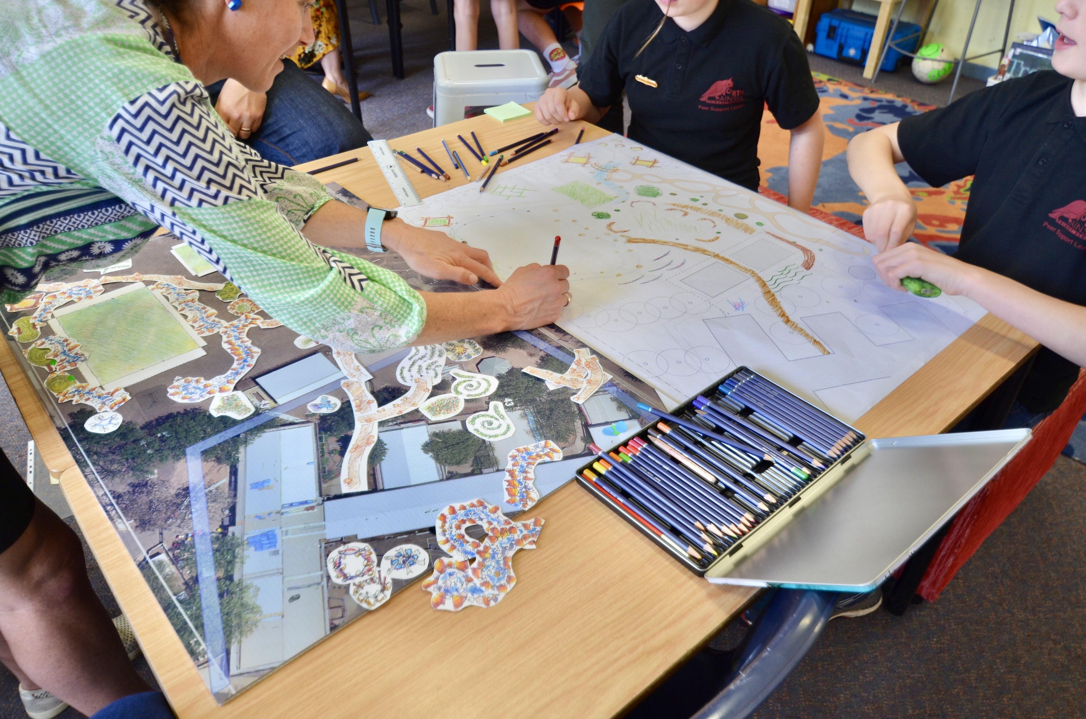 North Ainslie Masterplan Workshops