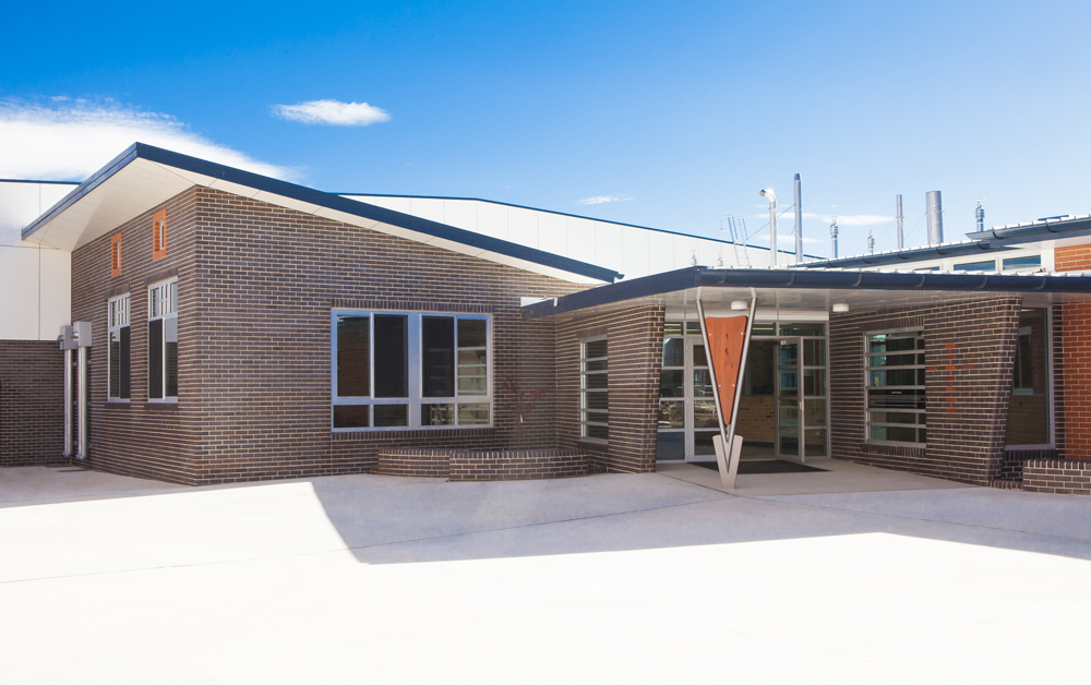 Daramalan College: Lysaught Automotive and Metalwork Building