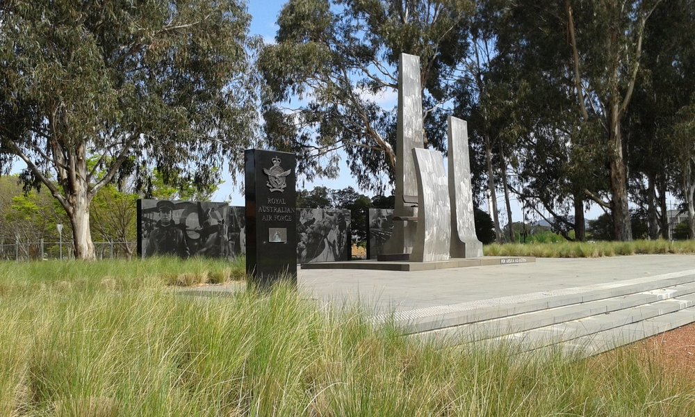 The Royal Australian Air Force Memorial